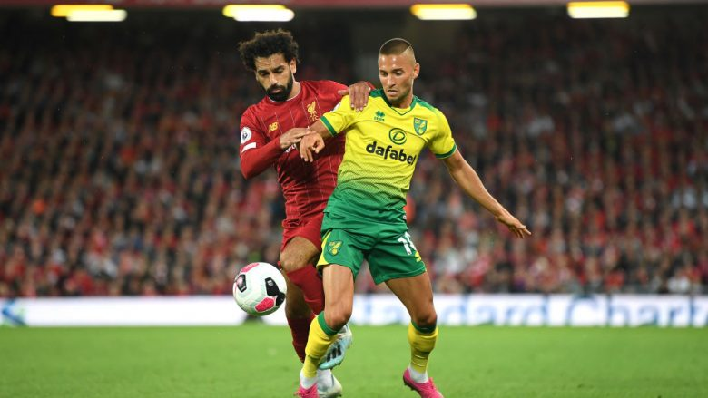 Liverpool vs Norwich (Foto: Michael Regan/Getty Images/Guliver)