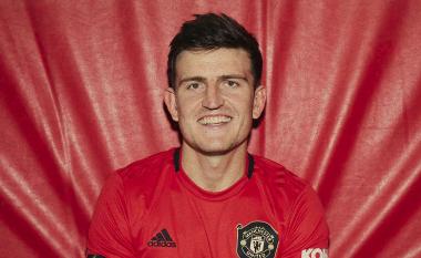 Pesë lojtarët anglezë më të shtrenjtë në histori të futbollit - Maguire i prinë listës
