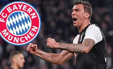 Bayern Munich ende e dëshiron Mandzukicin