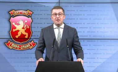 Mickoski propozon dy data për zgjedhjet e ardhshme kuvendare