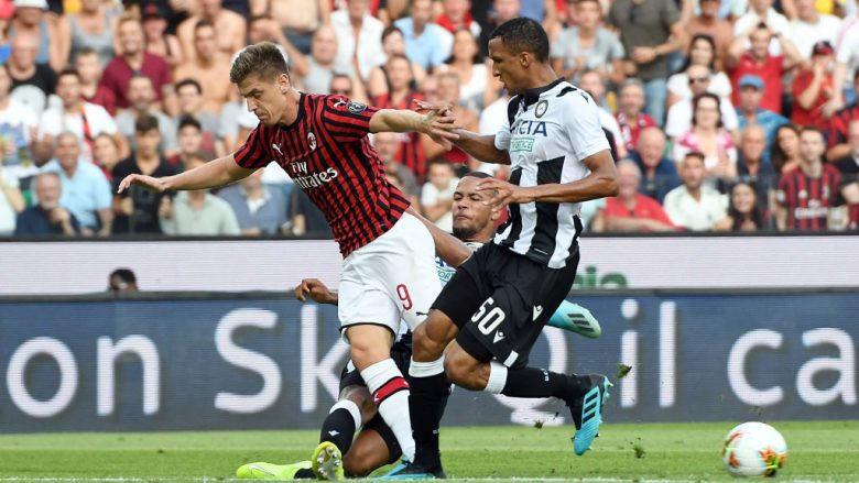 Udinese vs Milan (Foto: Alessandro Sabattini/Getty Images/Guliver)