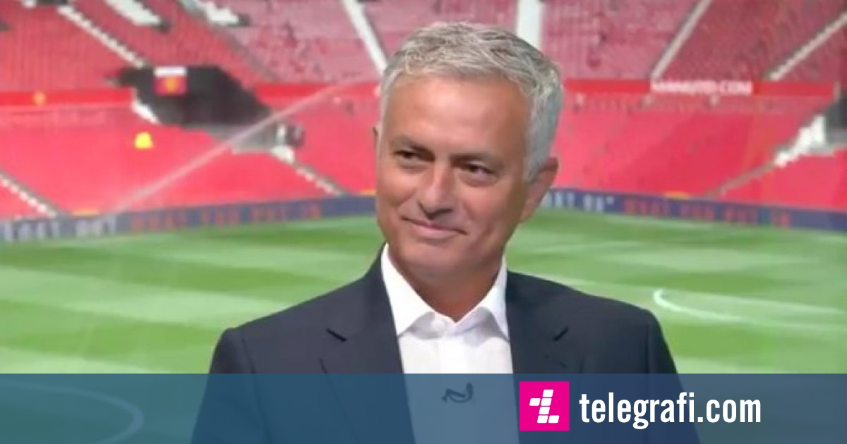 Photo of Mourinho tallet me Kloppin pas barazimit të Liverpolit: Atij nuk i pëlqeu menyja, donte mish – mori peshk