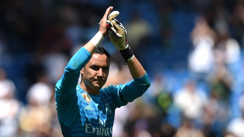 Keylor Navas (Foto: Denis Doyle/Getty Images/Guliver)