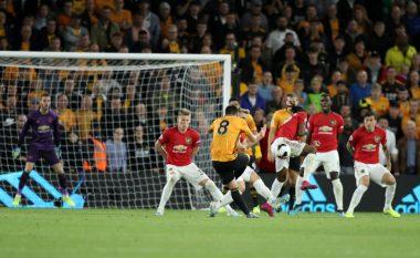 Wolves ia merr fitoren Unitedit nga dora në javën e dytë të Ligës Premier