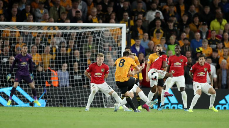 Wolves vs Manchester United (Foto: David Rogers/Getty Images/Guliver)
