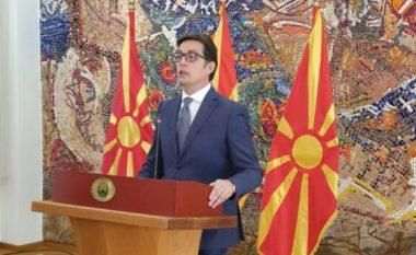 Pendarovski: Situata e sigurisë në vend është stabile