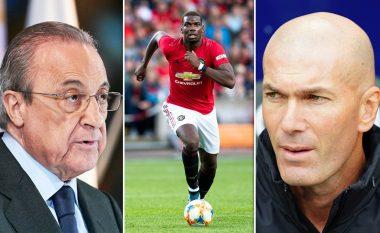 Zidane e do vetëm Pogban