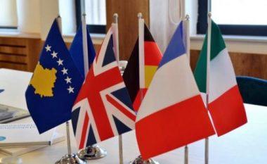Vendet e Quintit kërkojnë rifillimin e menjëhershëm të dialogut, kanë edhe një kërkesë për Kosovën dhe Serbinë
