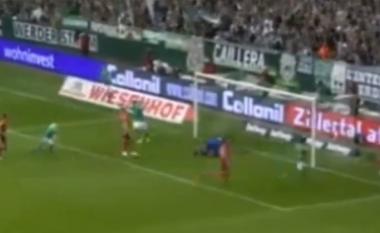 Rashica e fillon mbarë sezonin e ri në Bundesliga, asiston në golin e barazimit te Werderi