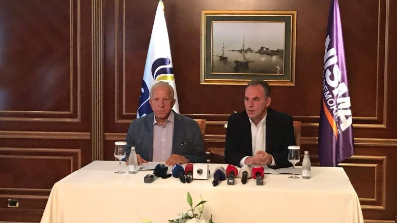 Nisma-AKR zyrtarizojnë koalicionin, Limaj kandidat për kryeministër