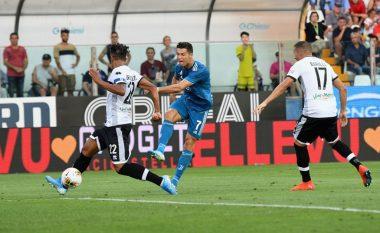 Juventusi e fillon mbrojtjen e titullit me fitore, mposht Parmën
