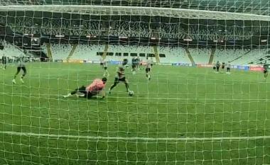 Shaqiri në formë të lartë para Superkupës së Evropës, driblim brilant ndaj portierit në stërvitje