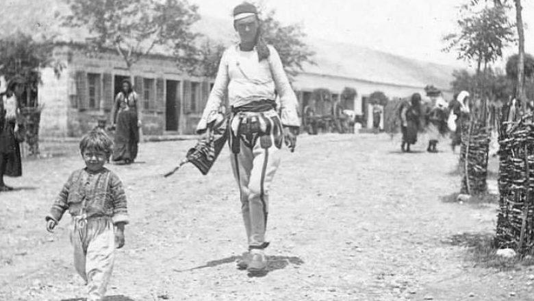 Pamje nga Shkodra e vitit 1891