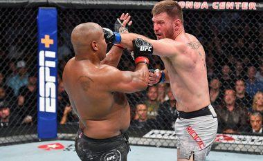 Miocic është kampioni i ri i botës në UFC, mposht me nokaut ikonën Cormier
