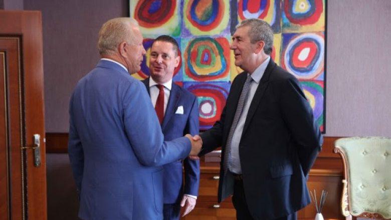 Kosova dhe Belgjika për thellim të marrëdhënieve