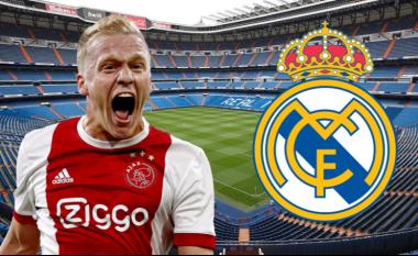 Real Madridi ka bërë gati ofertën për Van de Beek