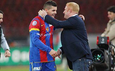 Ish-trajneri i Baselit, Vogel: Xhaka ishte më mbresëlënës se Salah e Shaqiri te klubi zviceran