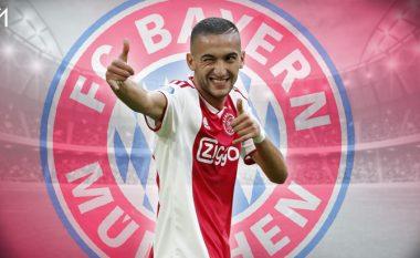 Bayerni interesohet për Ziyechin