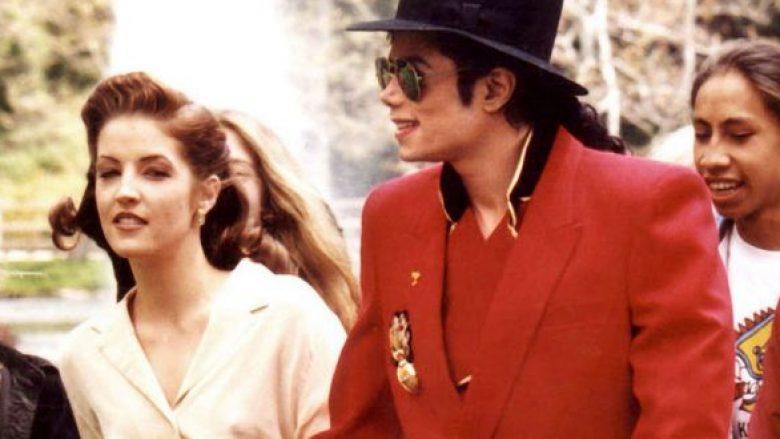 Michael Jackson dhe ish-bashkëshortja e tij (Foto: EMPICS Entertainment)