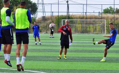 Sokoli flet si trajneri i Prishtinës: Atmosfera është e mirë në klub, shpresojmë në prezantim të suksesshëm