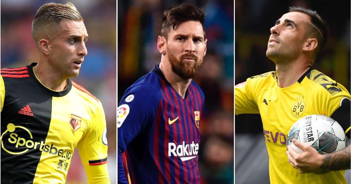 Barcelona ka nënshkruar me 22 lojtarë që nga viti 2015 - vetëm shtatë kanë mbetur në klub