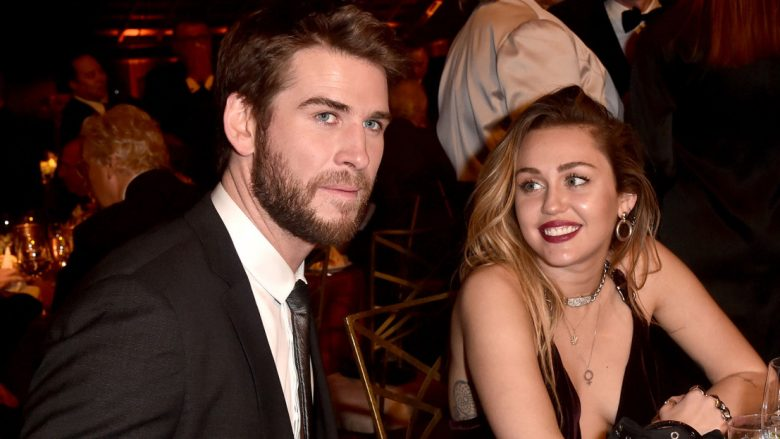 Liam Hemsworth dhe Miley Cyrus (Foto: Getty Images/Guliver)