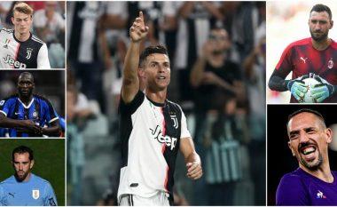 Ronaldo më i paguari në Serie A, Interi ka vetëm një lojtar në top-dhjetëshe