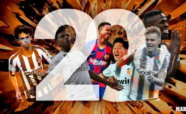Revolucioni me talente nën 20 vjeç në La Liga: Yje të mëdhenj po lindin në tokën spanjolle