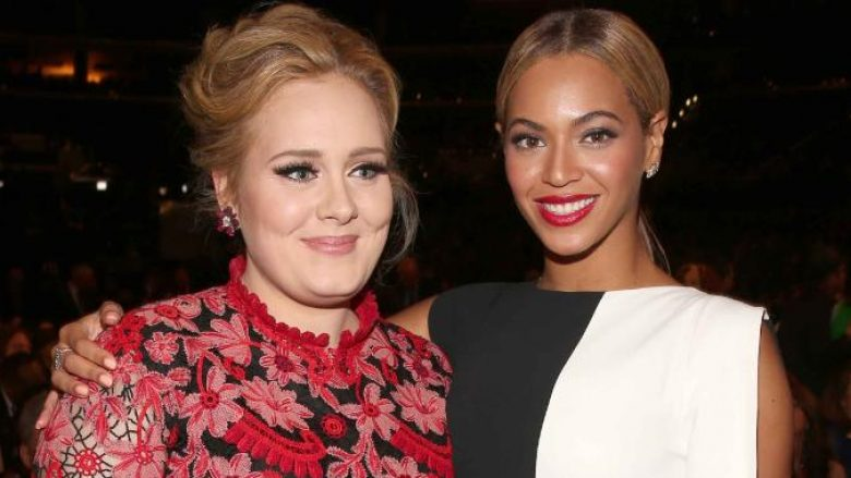 Adele dhe Beyonce (Foto: Christopher Polk/Getty Images for NARAS)
