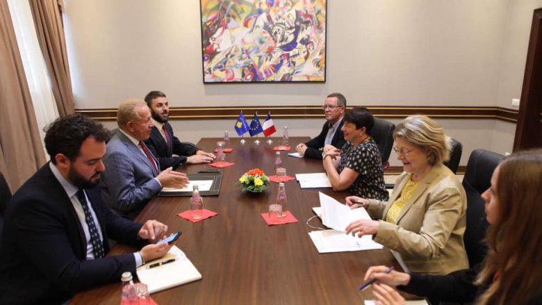 Pacolli: Kosova mirëpret angazhimin e Francës për arritjen e marrëveshjes përfundimtare me Serbinë