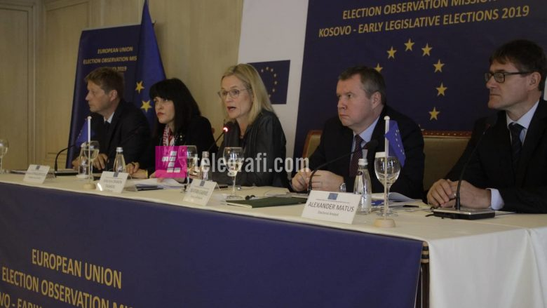 BE mbështet zgjedhjet transparente dhe gjithëpërfshirëse në Kosovë