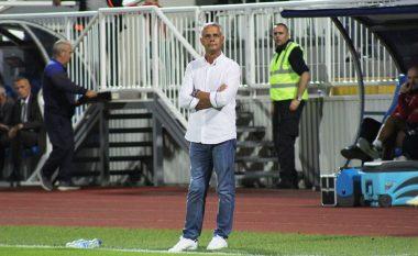 E papritur, Bylbyl Sokoli jep dorëheqje si trajner i Prishtinë