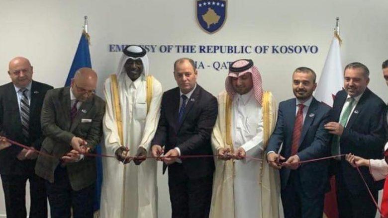 Kosova përuron ambasadën në Doha të Katarit