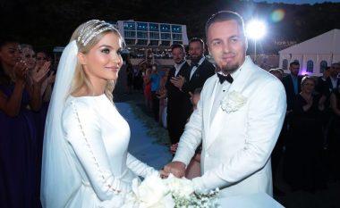Martohen Blero dhe Afrona Dika, pamje nga ceremonia martesore