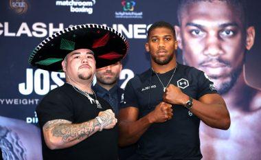 E pranon Joshua: Ruiz është më i miri në botë në kategorinë e peshave të rënda