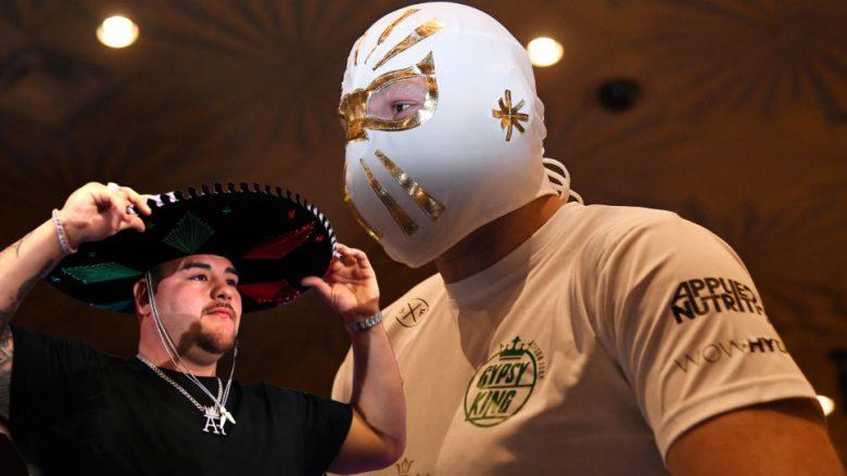 Andy Ruiz Jr, Tyson Fury (Fotomontazh: Gettty Images/Guliver)