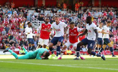 Arsenali dhe Tottenhami luajnë baras në derbin dramatik të javës