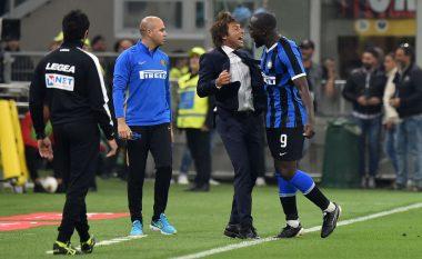 Lukaku: Jam i lumtur te Interi dhe që punojë me një trajner si Conte