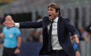 Conte merr përgjegjësinë pas barazimit: Nuk ishte futbolli që duam të luajmë, Slavia na dominoi