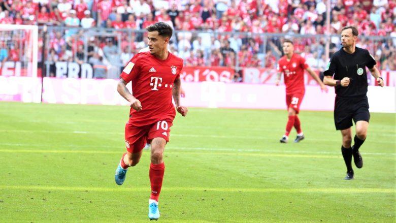 Philippe Coutinho (Foto: FC Bayern English/Twitter)