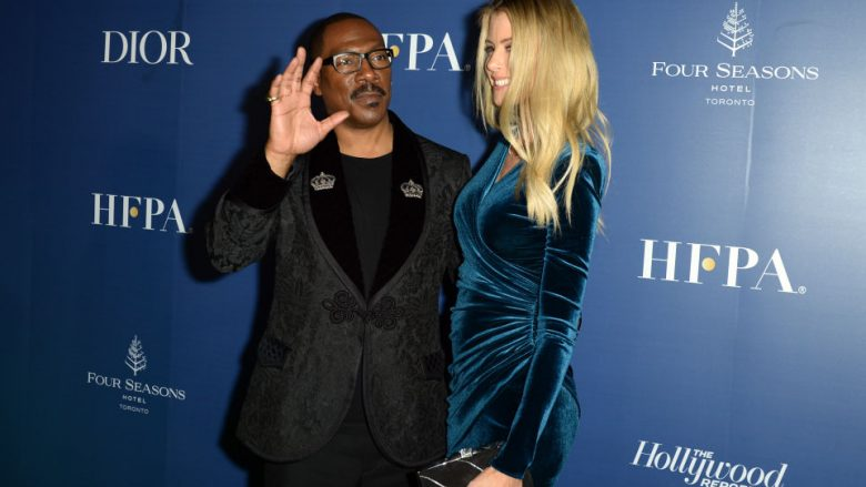 Eddie Murphy dhe Paige Butcher (Foto: Andrew Toth/Getty Images for The Hollywood Reporter/Guliver)