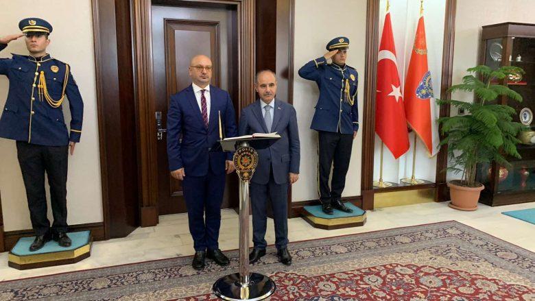 Republika e Turqisë e gatshme t'i ofrojë mbështetje Kosovës në fushën e sigurisë