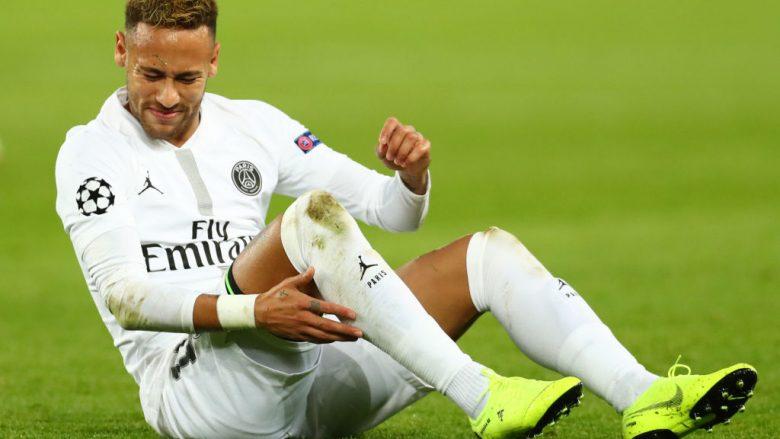 Neymar te Paris Saint-Germain .  (Photo by Clive Rose/Getty Images)
