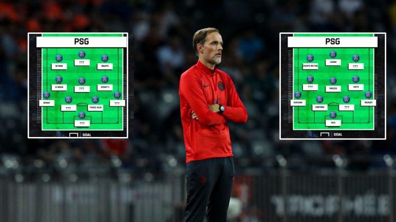 Thomas Tuchel, trajneri i PSG-së (Foto: Lintao Zhang/Getty Images/Guliver)