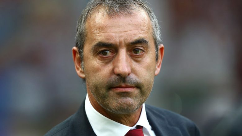 Marco Giampaolo.  (Photo by Marco Luzzani/Getty Images)