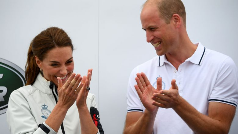 Kate Middleton dhe Princ William (Foto: Clive Mason/Getty Images/Guliver)