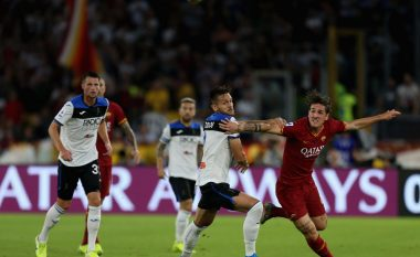 Bie Roma, Atalanta fiton në Olympico