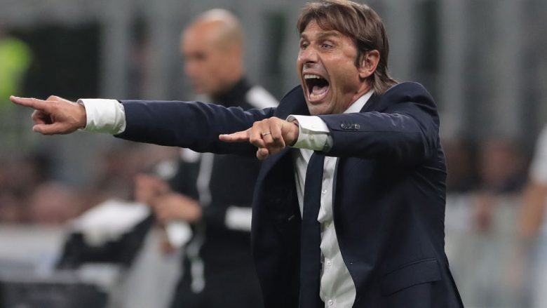 Antonio Conte .  (Photo by Emilio Andreoli/Getty Images)