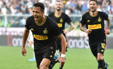 Katër gola të shënuar dhe një karton i kuq, Interi fiton ndaj Sampdorias