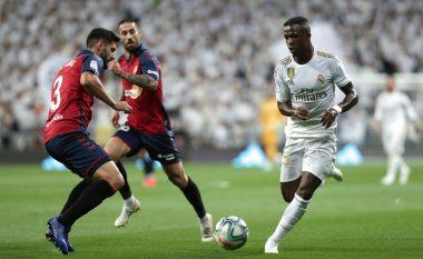 Reali mposht Osasunan dhe bëhet lider i La Liga-së